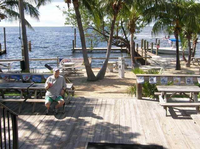 Caribbean Club is a Keysy Bar in the Florida Keys @BigMill   www.chloesblog.bigmill.com/keysy-bars-of-the-florida-keys-part-two