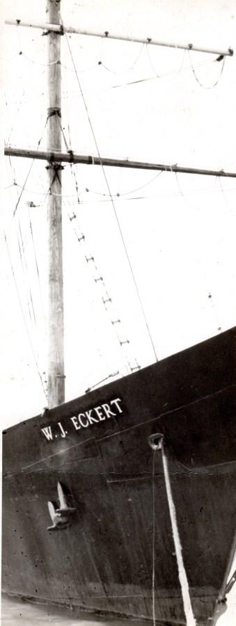 WJ Eckert barketine in Belhaven
