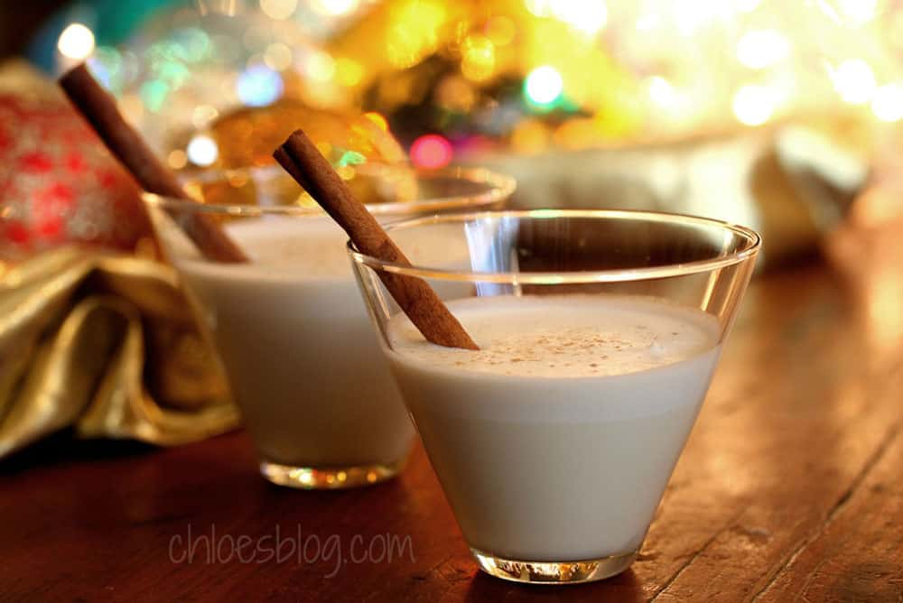 Homemade Eggnog Recipe – Yes, it is safe!