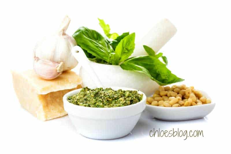 Pesto Genovese recipe is easy to make and a crowd pleaser