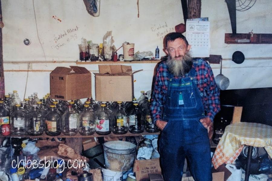 Popcorn Sutton Bootlegger Photo