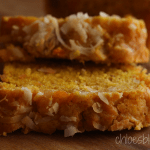 Pumpkin-Coconut Bread photo from Big Mill B&B