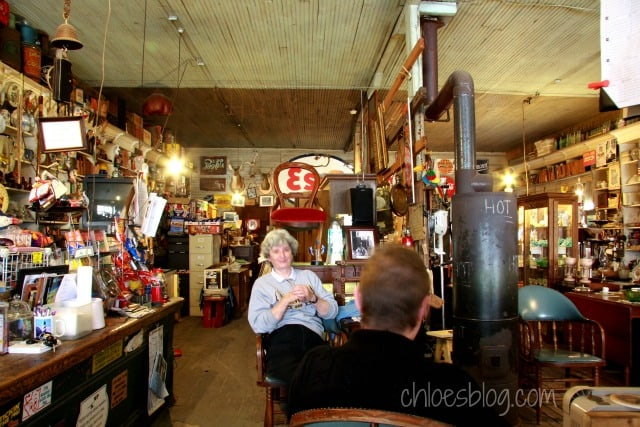 Oden's Store and antiques near historic Bath, NC since 1906 | chloesblog.com