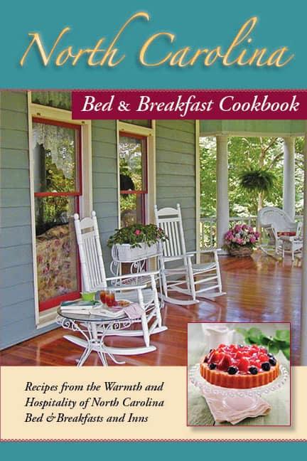 NC Bed & Breakfast Cookbook | ncbbi.org | chloesblog.com