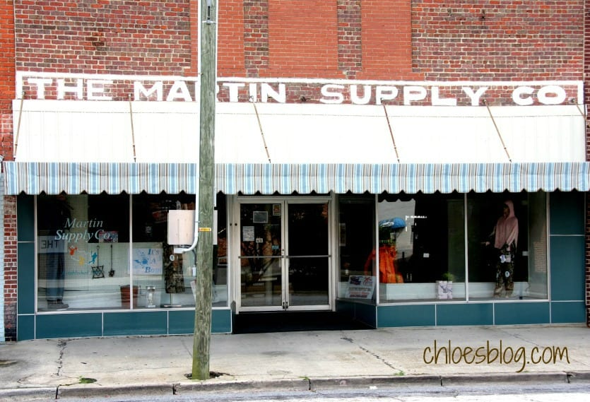 Martin Supply Feed Store in Williamston, NC is one of the South's disappearing acts -- full of treasures and fond memories from childhood | chloesblog.com