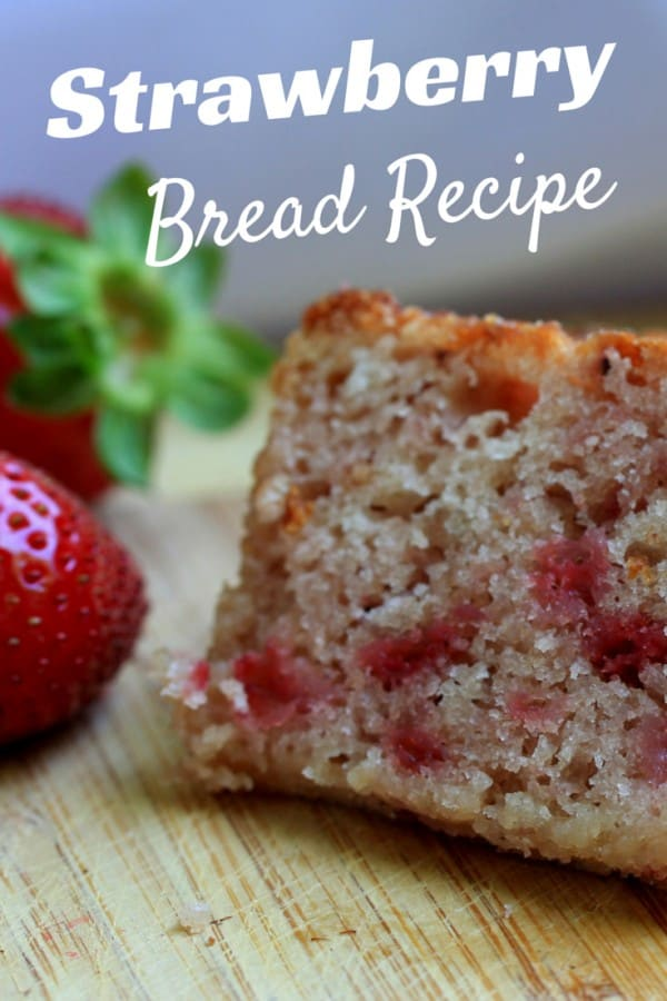Quick Easy Strawberry Bread Recipe From Big Mill B Amp B