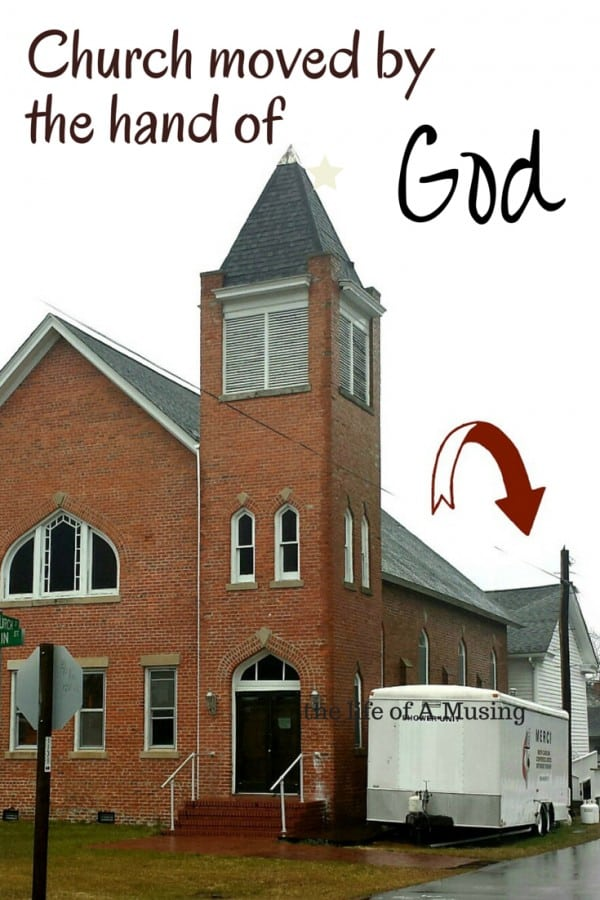 Read this remarkable story about the North Carolina Church moved by the Hand of God on Chloe's Blog. | www.ChloesBlog.com