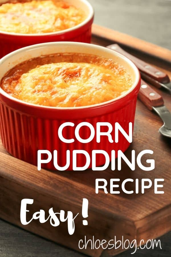 Best Corn Pudding Recipe Is EASY