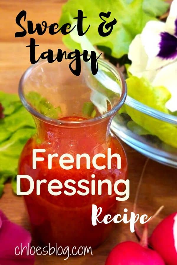 Effie's Switch House French Dressing
