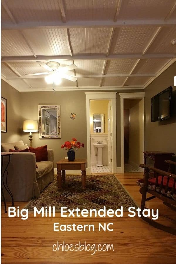 Extended Stay Lodging Eastern NC - Home Away from Home